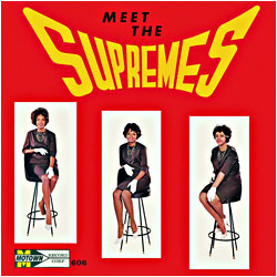 Cover image of Meet The Supremes