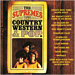 Cover image of Country Western And Pop