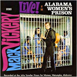 Cover image of At The Alabama Women's Prison