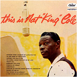 Cover image of This Is Nat King Cole