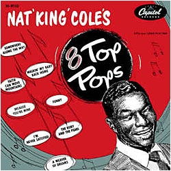 Cover image of Nat King Cole's Top Pops