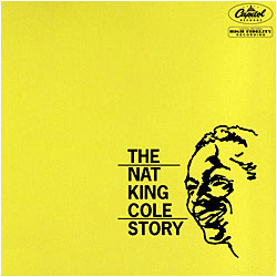 Cover image of The Nat King Cole Story
