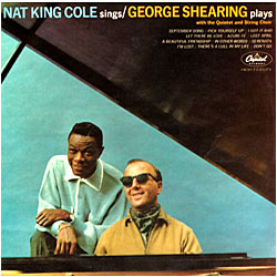 Cover image of Nat King Cole Sings George Shearing Plays