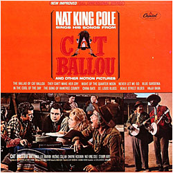 Cover image of Songs From Cat Ballou