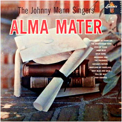 Cover image of Alma Mater