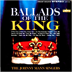 Cover image of Ballads Of The King
