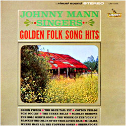 Cover image of Golden Folk Song Hits