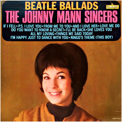 Cover image of Beatle Ballads