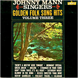 Cover image of Golden Folk Song Hits 3