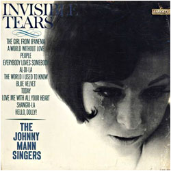 Cover image of Invisible Tears