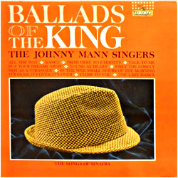 Cover image of The Songs Of Sinatra