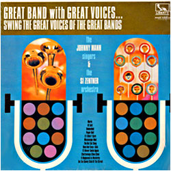 Cover image of Swing The Great Voices Of The Great Bands
