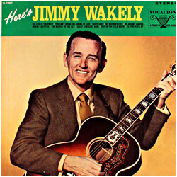 Cover image of Here's Jimmy Wakely