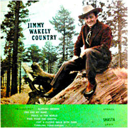Cover image of Jimmy Wakely Country