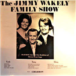 Cover image of The Jimmy Wakely Family Show