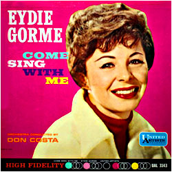 Cover image of Come Sing With Me