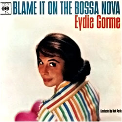 Cover image of Blame It On The Bossa Nova