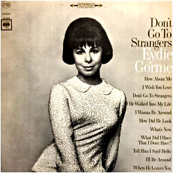 Cover image of Don't Go To Strangers