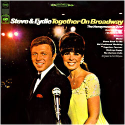Cover image of Together On Broadway