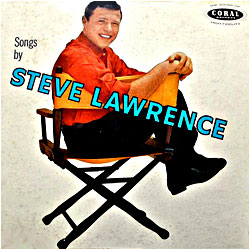 Cover image of Songs By Steve Lawrence