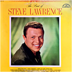 Cover image of The Best Of Steve Lawrence