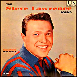 Cover image of The Steve Lawrence Sound