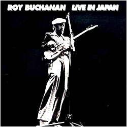 Cover image of Live In Japan