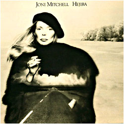 Cover image of Hejira