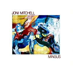 Cover image of Mingus