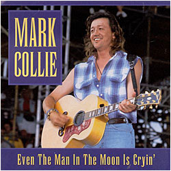 Cover image of Even The Man In The Moon Is Cryin'