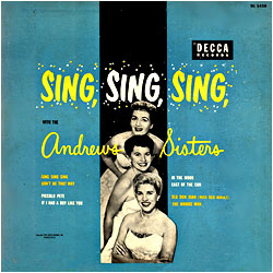 Cover image of Sing Sing Sing