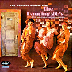 The Dancing 20's - image of cover