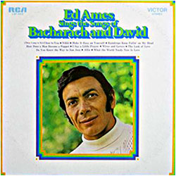 Cover image of The Songs Of Bacharach And David