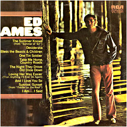Image of random cover of Ed Ames