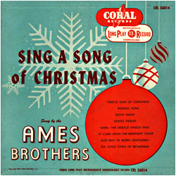 Cover image of Sing A Song Of Christmas