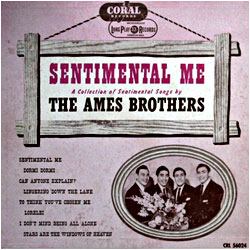 Cover image of Sentimental Me