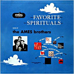 Cover image of Favorite Spirituals