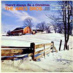 Cover image of There'll Always Be A Christmas