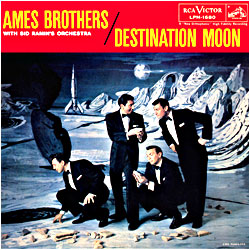 Cover image of Destination Moon