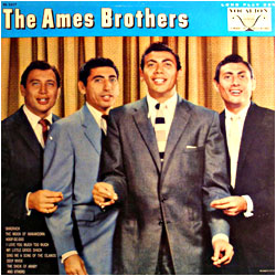 Cover image of The Ames Brothers