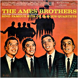 Cover image of Famous Hits Of Famous Quartets