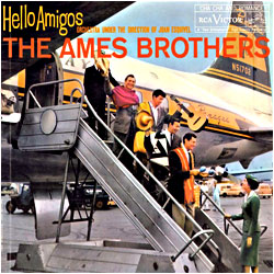 Cover image of Hello Amigos