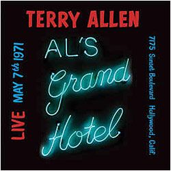 Cover image of Live At Al's Grand Hotel May 7th 1971