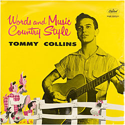 Cover image of Words And Music Country Style