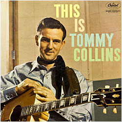 Cover image of This Is Tommy Collins