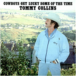 Cover image of Cowboys Get Lucky Some Of The Time