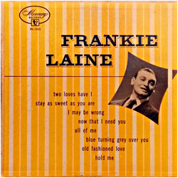 Cover image of Frankie Laine (2)