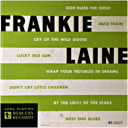 Cover image of Frankie Laine (4)