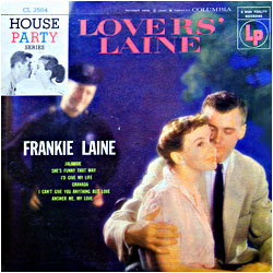 Cover image of Lovers' Laine