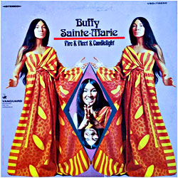 Image of random cover of Buffy Sainte-Marie